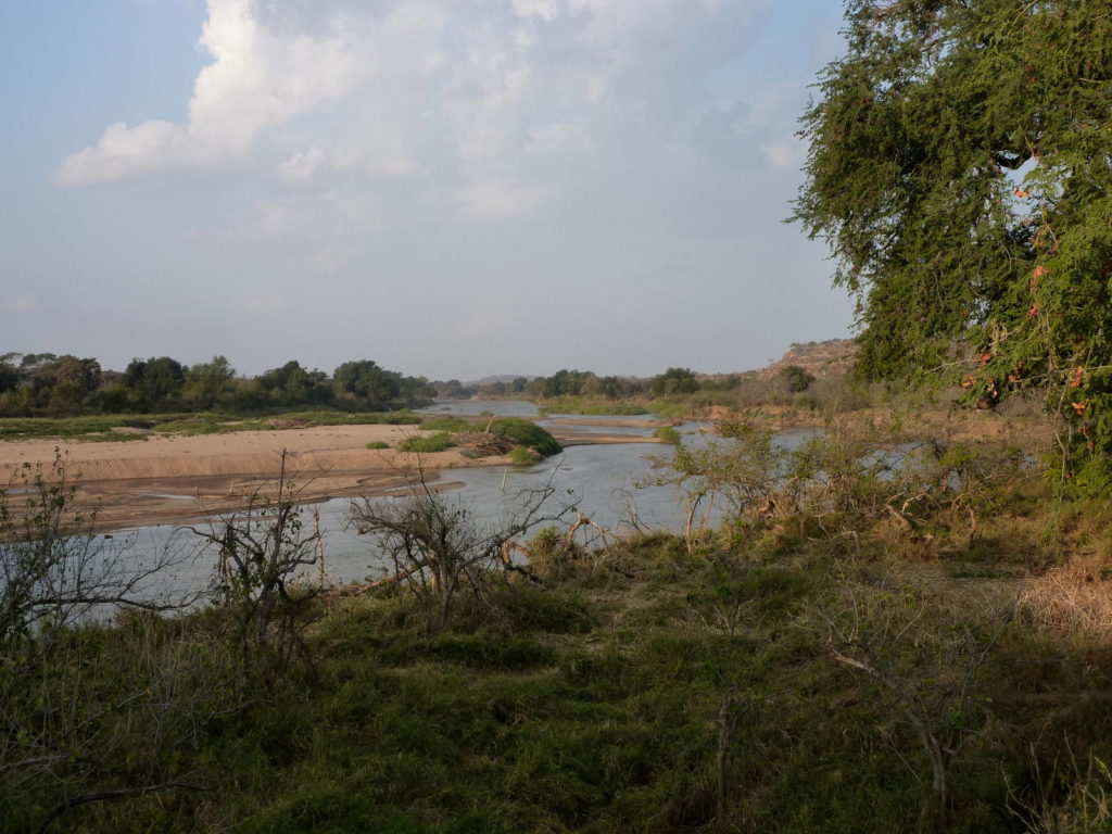 Limopop River - Mapungubwe National Park
