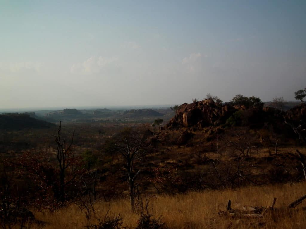 Limpopo Valley View im Mapungubwe National Park