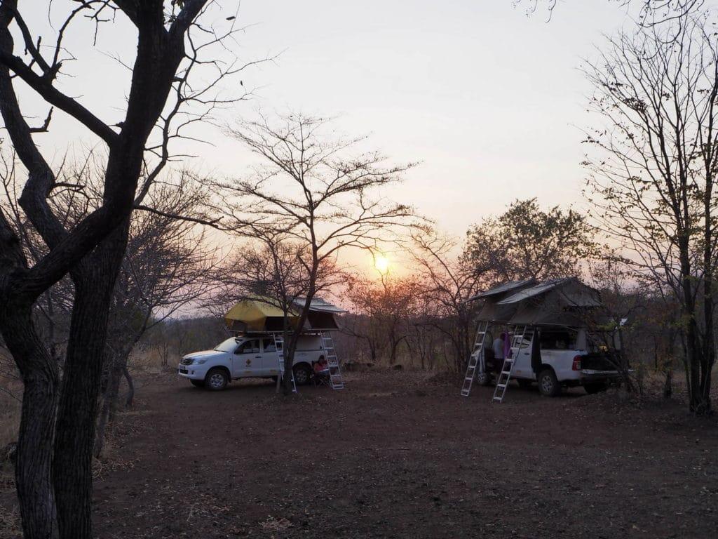 Camping Taita Falcon Lodge