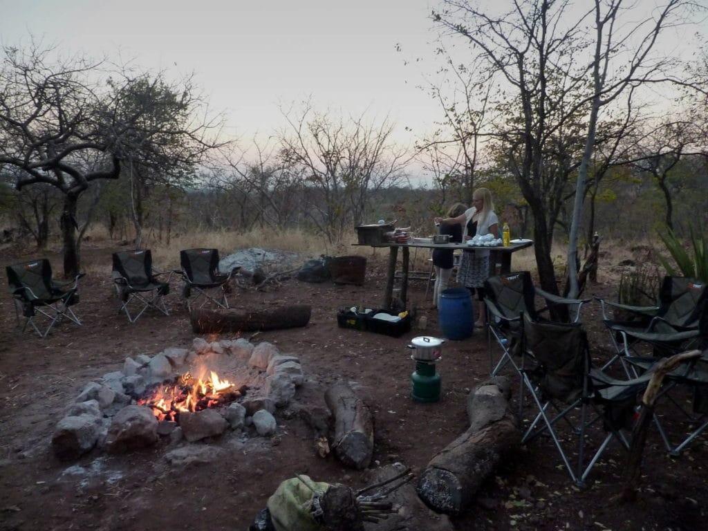 Campingplatz Taita Falcon Lodge