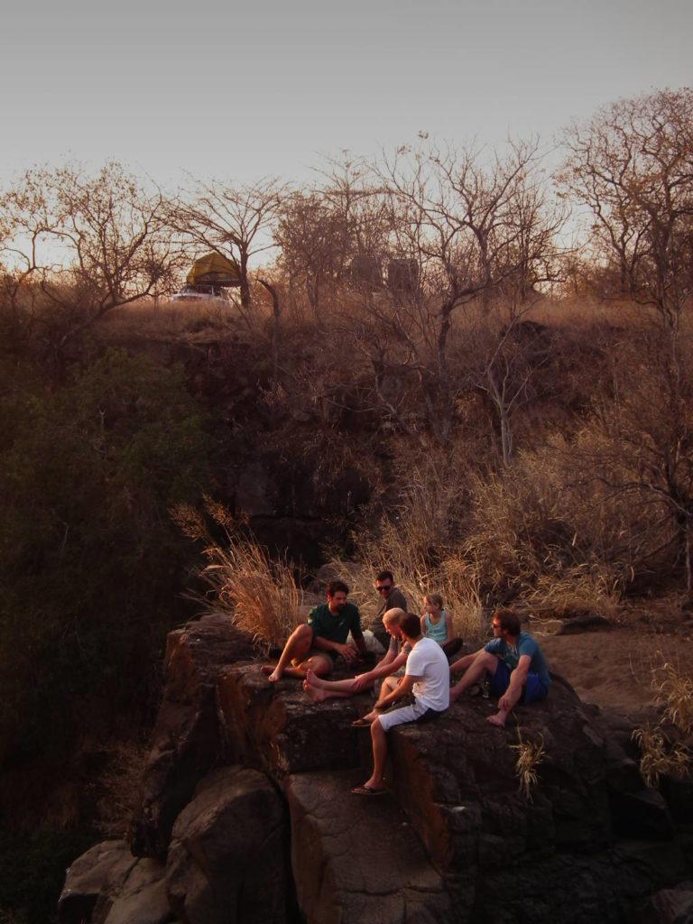 Ausblick auf den Sambesi