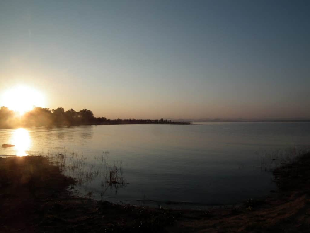 Karibasee in Simbabwe