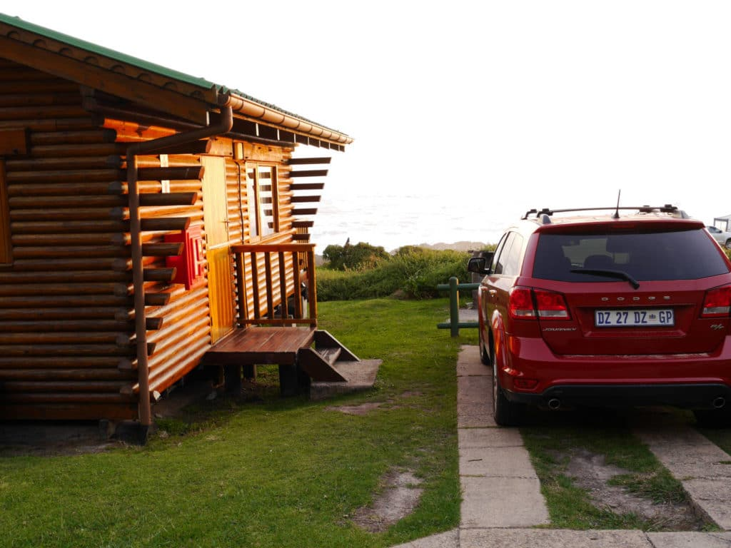 Lodge im Tsitsikamma-Nationalpark