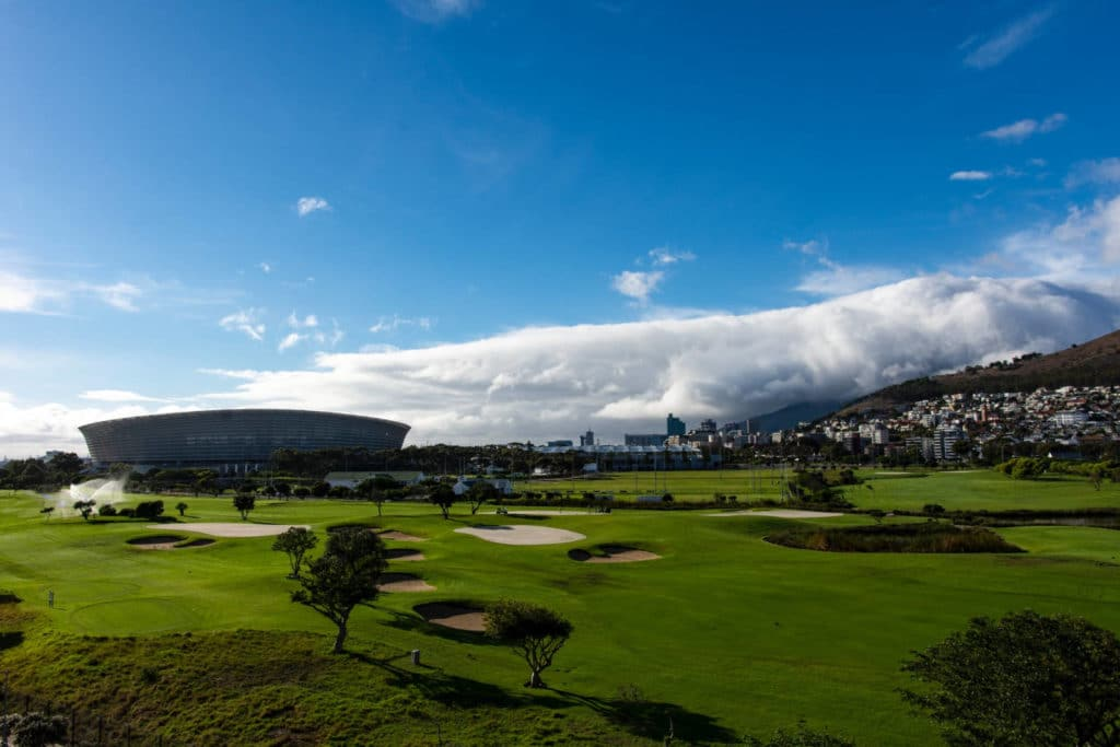 Metropolitan Golf Club in Kapstadt, Südafrika