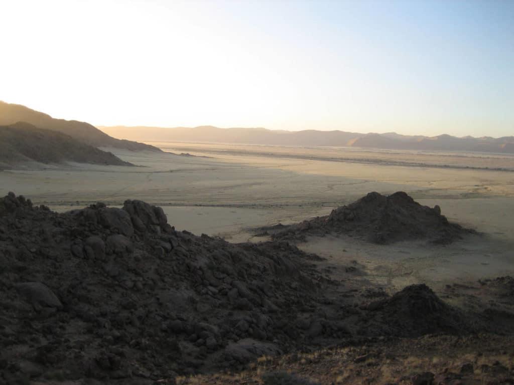 Dark Sky Schutzgebiet in Namibia