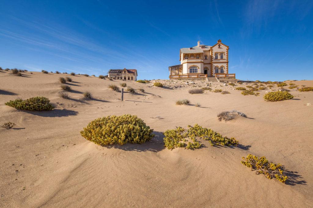 Haus in Lüderitz, Namibia