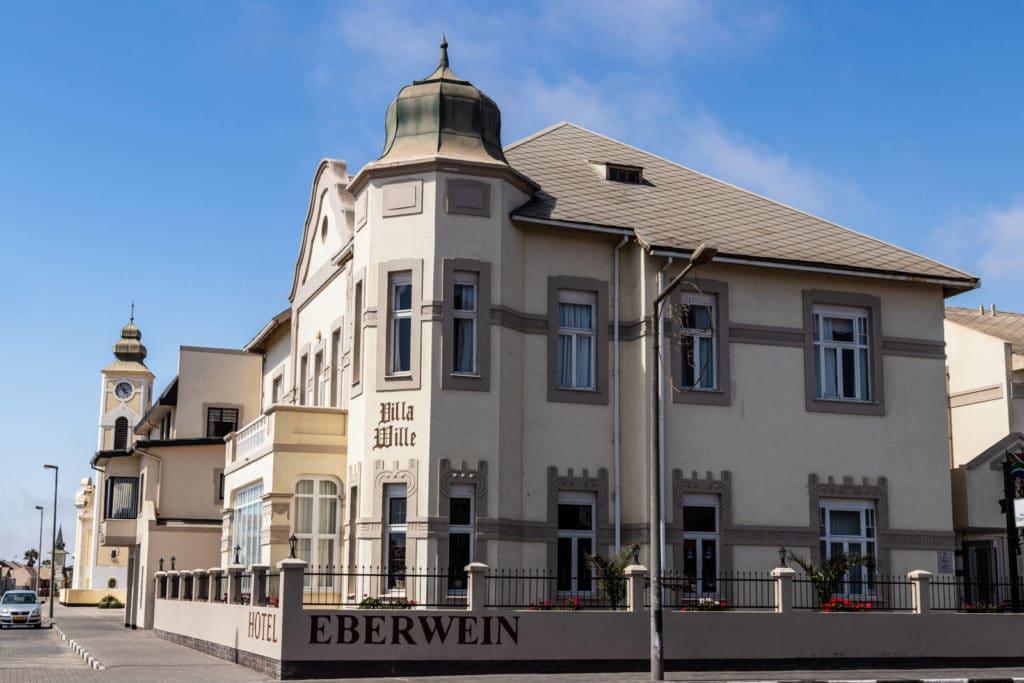 Hotel Eberwein Swakopmund