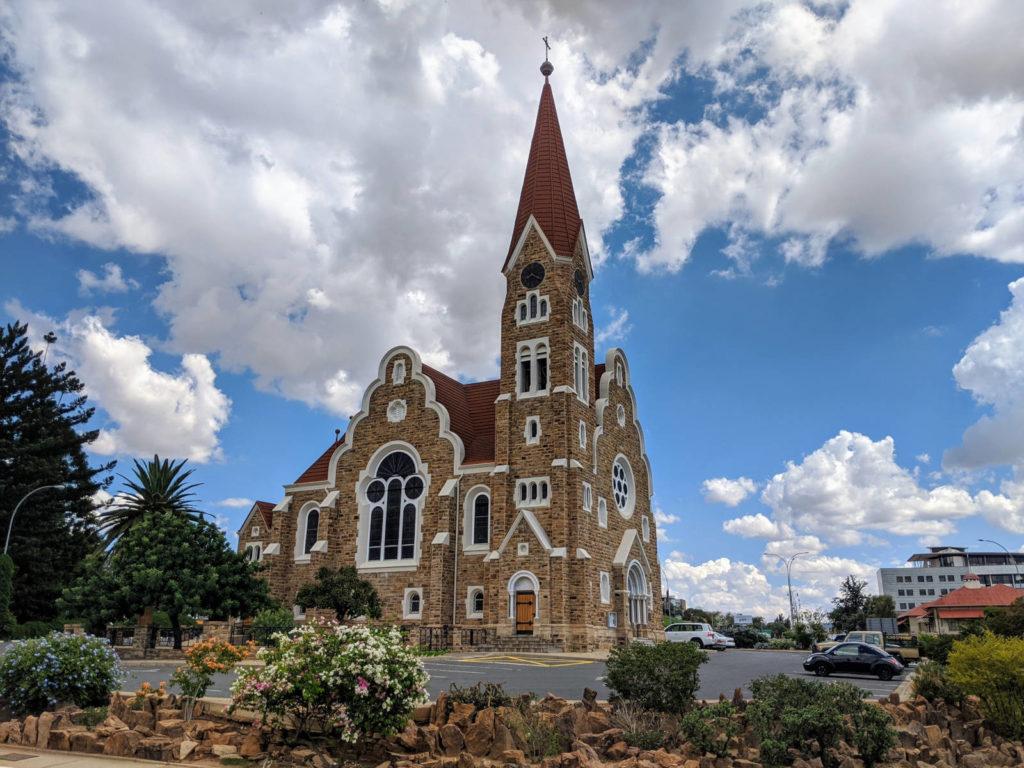 Kirche in Windhoek Namibia